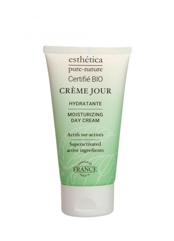 Crème de Jour Hydratante - 50 mL - Certifiée Bio - Soin visage - Femme