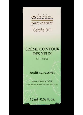 Crème Contour des Yeux - 15 mL - Certifiée Bio - Soin visage - Femme