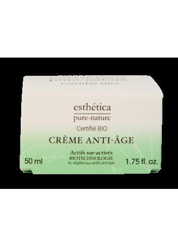 Crème Anti-âge - 50 mL - Certifiée Bio - Soin visage - Femme